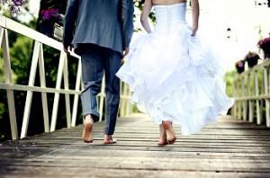 Kaart teksten bruiloft