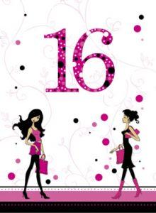 16 Jaar Jarig