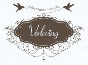 Gefeliciteerd Met Jullie Verloving